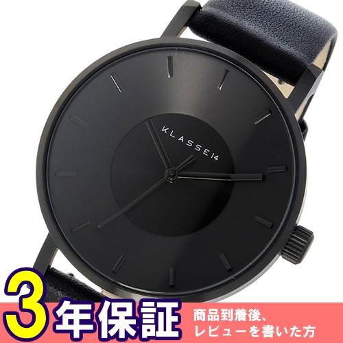 クラス14 ヴォラーレ 35mm レディース 腕時計 VO14BK002W ブラック