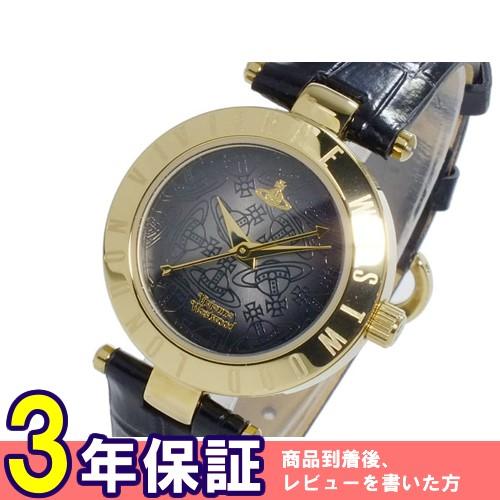 ヴィヴィアン ウエストウッド クオーツ レディース 腕時計 VV092BKBK