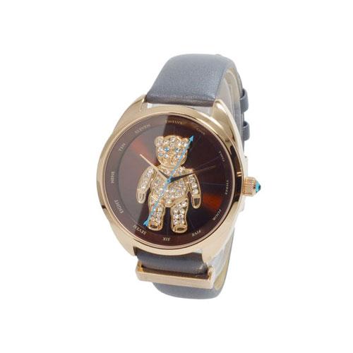 ヴィヴィアン ウエストウッド VIVIENNE WESTWOOD クレイジーベア クオーツ レディース 腕時計 VV103BRGY