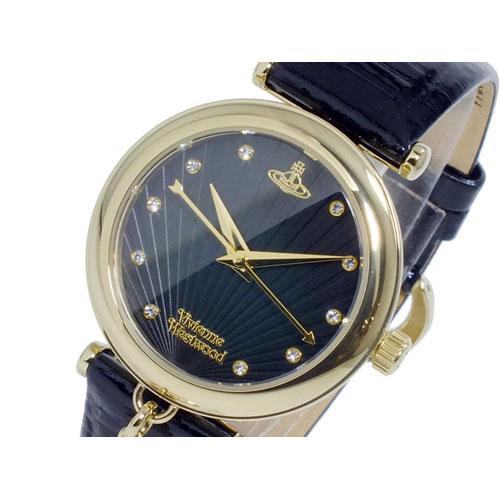 ヴィヴィアン ウエストウッド VIVIENNE WESTWOOD クオーツ 腕時計 VV108BKBK