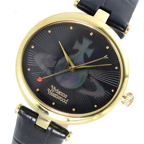 ヴィヴィアン ウエストウッド クオーツ レディース 腕時計 VV184BKBK シェル