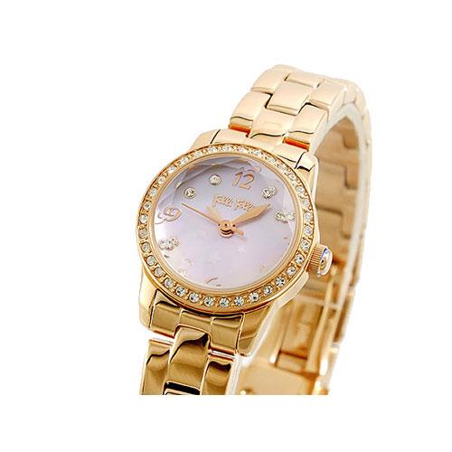 フォリフォリ FOLLI FOLLIE クオーツ レディース 腕時計 WF0B025BSP