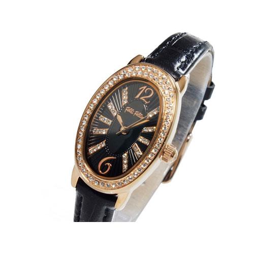 フォリ フォリ Folli Follie ミニアイビー クォーツ レディース 腕時計 WF13B016SSKBK