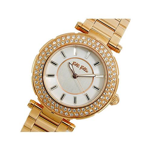 フォリフォリ FOLLI FOLLIE レディース 腕時計 WF1B019BSS