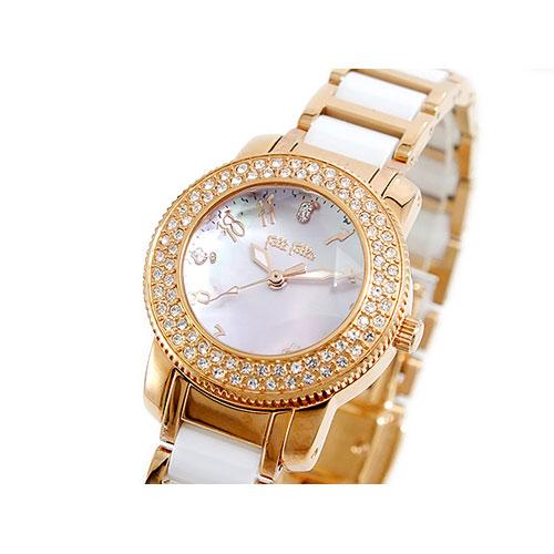 フォリフォリ FOLLI FOLLIE ウィンターワンダー クオーツ レディース 腕時計 WF2B029BSP