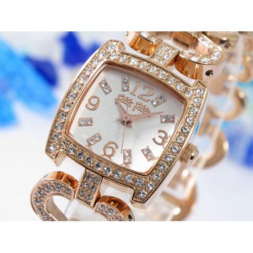 フォリフォリ FOLLI FOLLIE 腕時計 WF5R120BSS