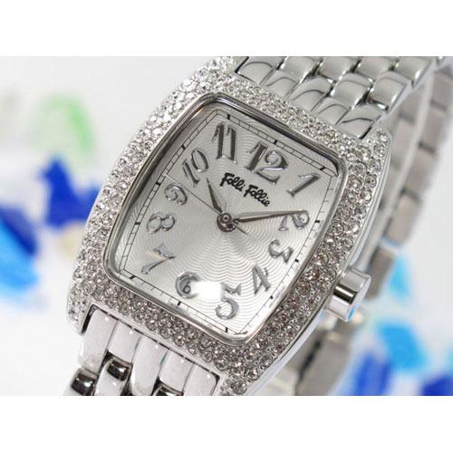 フォリフォリ FOLLI FOLLIE 腕時計 WF5T081BDS