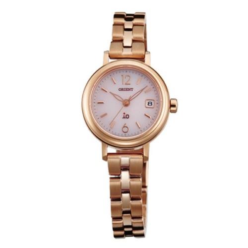 オリエント ORIENT イオ iO ソーラー レディース 腕時計 WI0011WG ピンク 国内正規