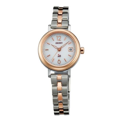 オリエント ORIENT イオ iO ソーラー レディース 腕時計 WI0021WG ホワイト 国内正規