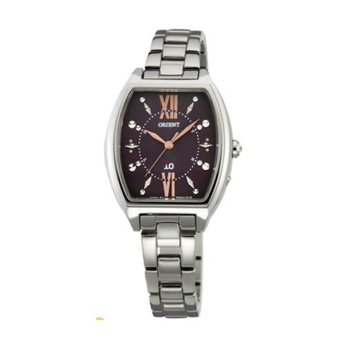 オリエント ORIENT イオ iO ソーラー レディース 腕時計 WI0171SD ブラック 国内正規