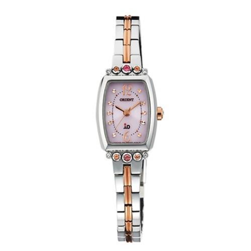 オリエント イオ ソーラー クオーツ レディース 腕時計 WI0401WD シルバー 国内正規