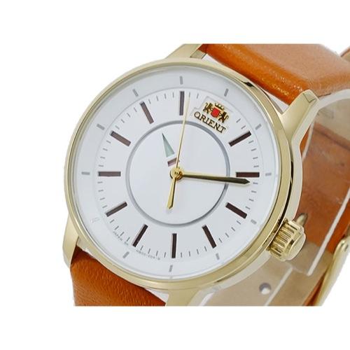 オリエント スタイリッシュアンドスマート DISK S 自動巻き レディース 腕時計 WV0051NB 国内正規
