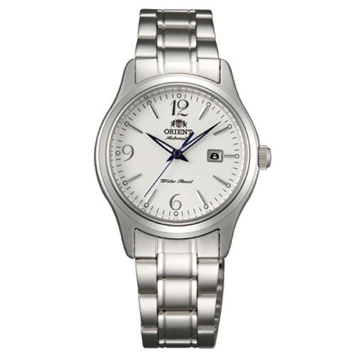 オリエント 自動巻き レディース 腕時計 WV0661NR ホワイト 国内正規
